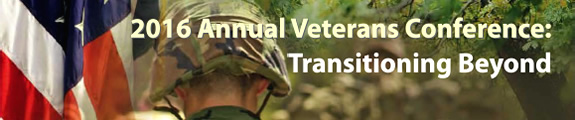 2016 Annual Veterans Conference